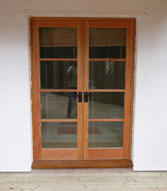 Milner woodcraft wooden doors designed and crafted to order for Order french doors